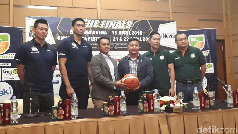 Final IBL 2018, Antara Revans atau Pertahankan Gelar Juara