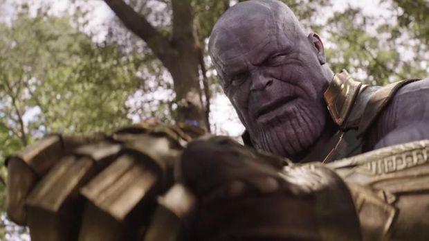 Thanos menjadi penjahat yang sangat kuat di 'Avengers: Infinity War.'
