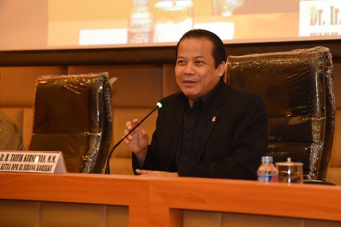 Wakil Ketua DPR Taufik Kurniawan (Foto: Dok. DPR)