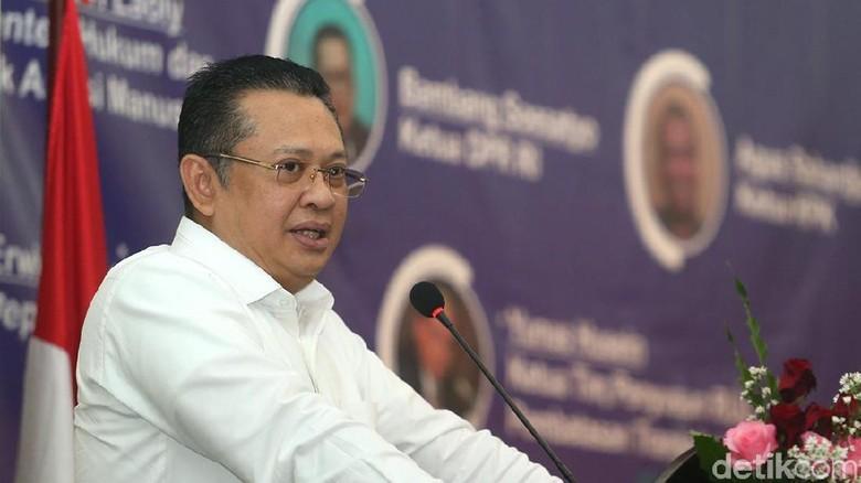 Ketua DPR Janji Revisi UU Terorisme Selesai Mei