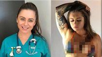 Siapa yang Mau Dirawat Sama Perawat Kekar Ini?
