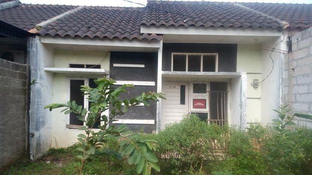 'Rumah Hantu' Kredit Macet Bank, Cicilan Rp 600 Ribuan/Bulan