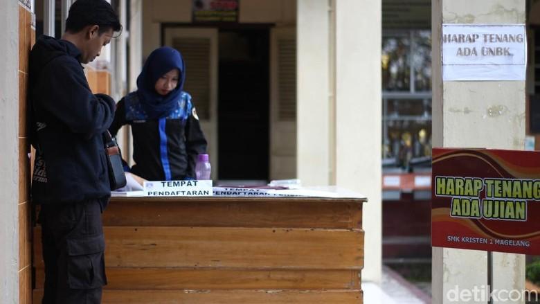 Soal Tak Muncul, Siswa di Magelang dan Temanggung UNBK Susulan