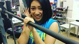 Bugarnya Hana Kimura, Pegulat Cantik yang Digosipkan Berdarah Indonesia