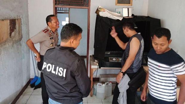 4 Orang ditangkap dalam kasus uang palsu