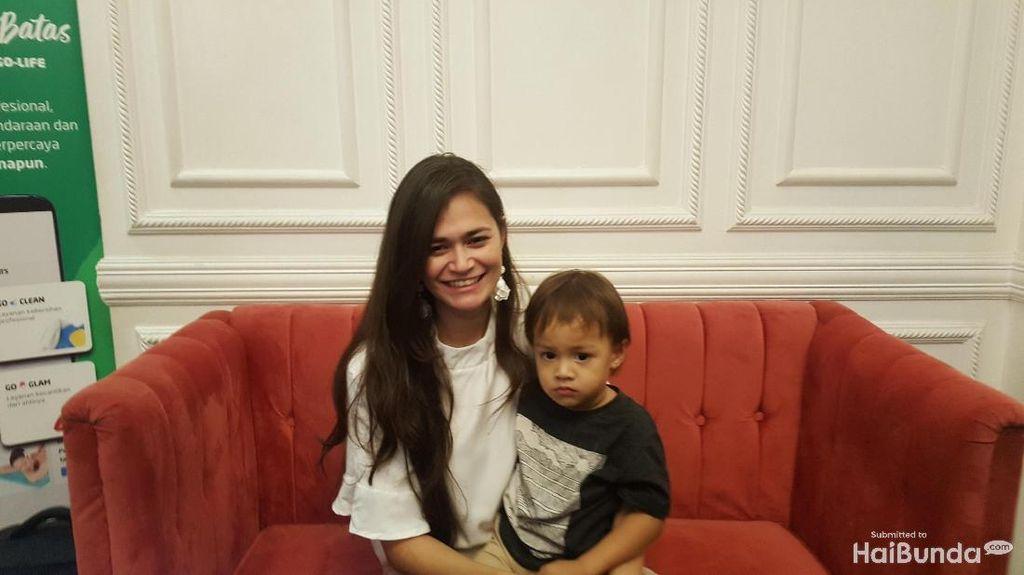 Setelah Punya Anak Sabai Dieter Lebih Peduli Gizi dan Kesehatan