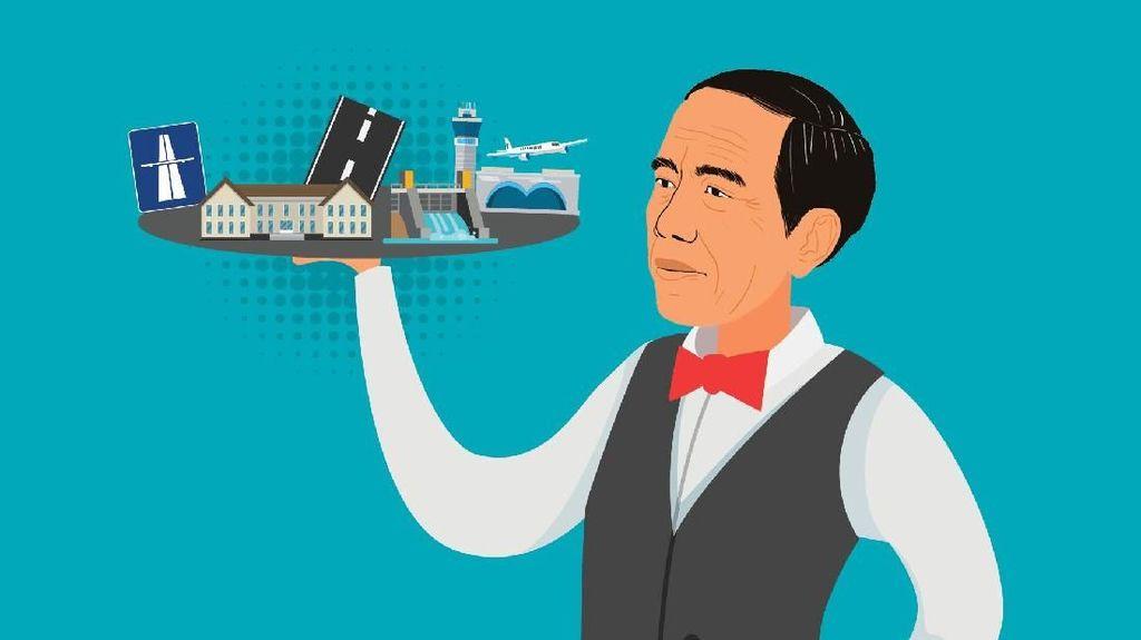 Ini Momok Proyek Infrastruktur Jokowi