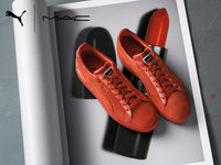 Begini Hasilnya Kalau MAC Cosmetics Berkolaborasi dengan Brand Sneakers