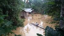 2 Kabupaten di Jambi Terendam Banjir