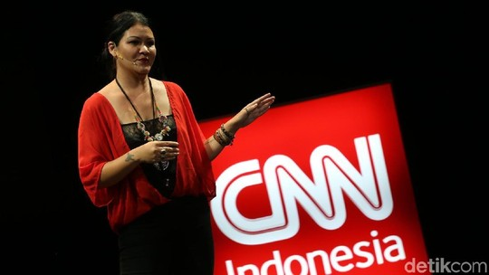Cerita 3 Sosok Inspiratif di Panggung CNN Indonesia Monologue