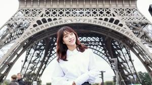 Foto: Liburannya Presenter Berita Imut Korea Selatan, Im Hyun Ju