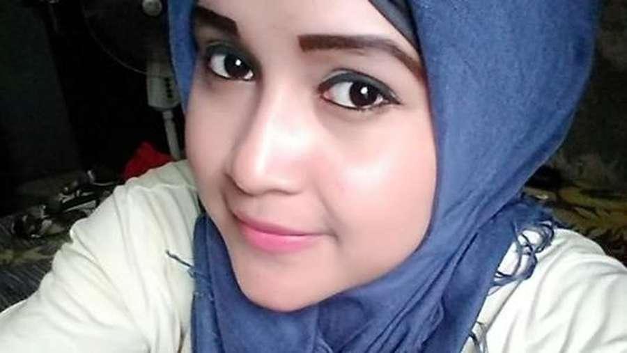 Penampilan Istri Daus Mini, Rahandini Tanpa Hijab dan dengan Hijab
