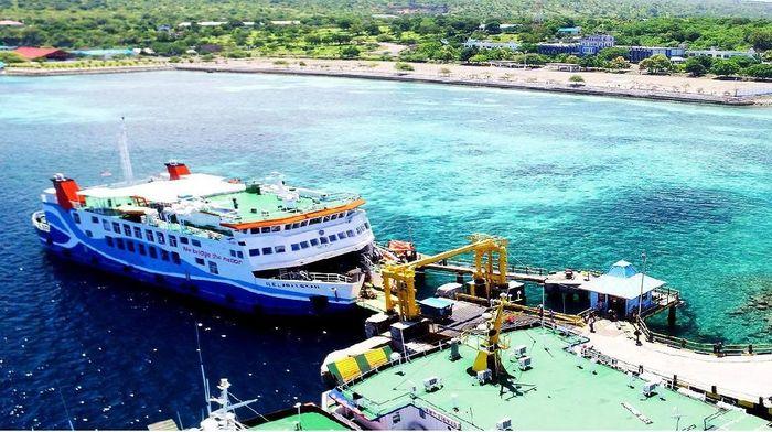 Foto: ASDP Ferry (Persero)/Dok situs resmi ASDP Ferry