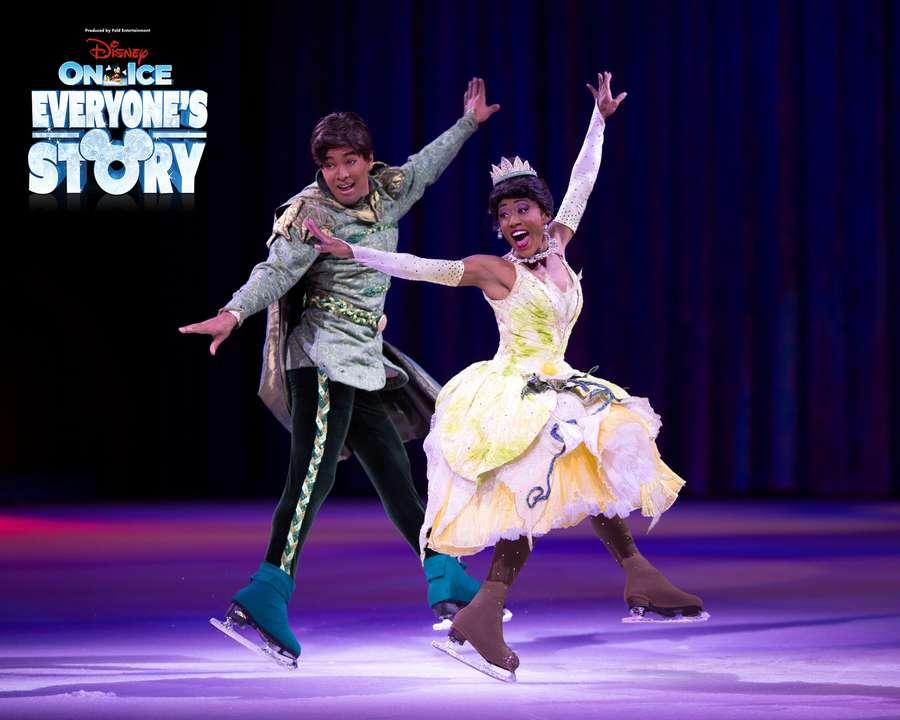 Intip Keseruan 50 Karakter Disney on Ice