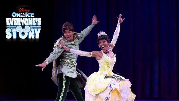 'Frozen' hingga Jenakanya 'Zootopia' di Disney on Ice Jakarta