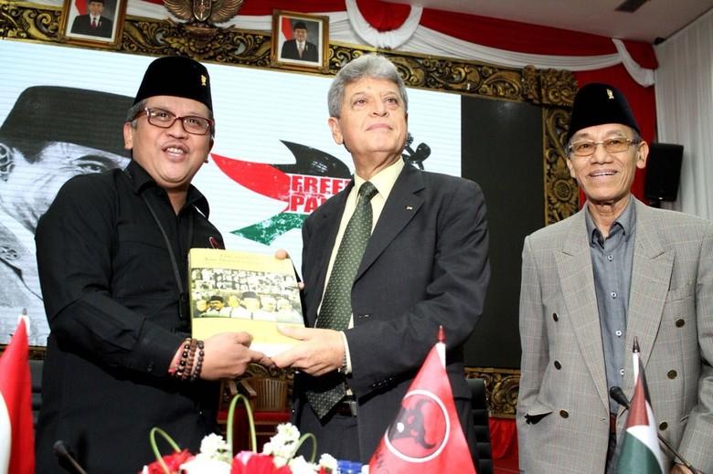 PDIP Gagas Kerja Sama Parlemen untuk Dukung Kemerdekaan Palestina