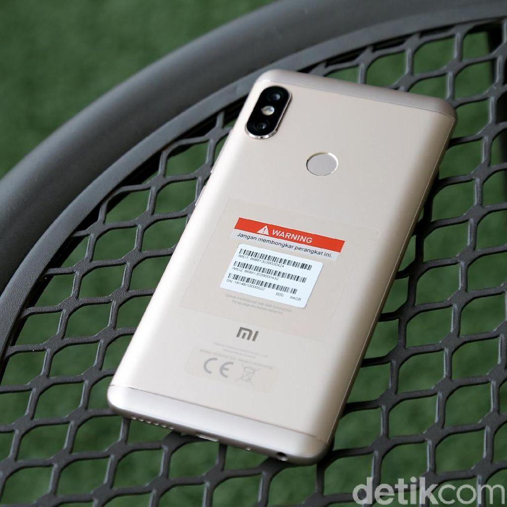 Redmi Note 5 Pro Tak Lagi Jadi Ponsel Gaib