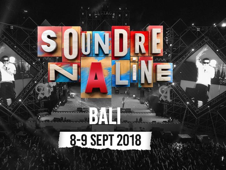 Tahun Ini, Soundrenaline Akan Eksplorasi Musisi dari Asia Tenggara