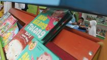 Mengintip Perpustakaan Ramah Anak