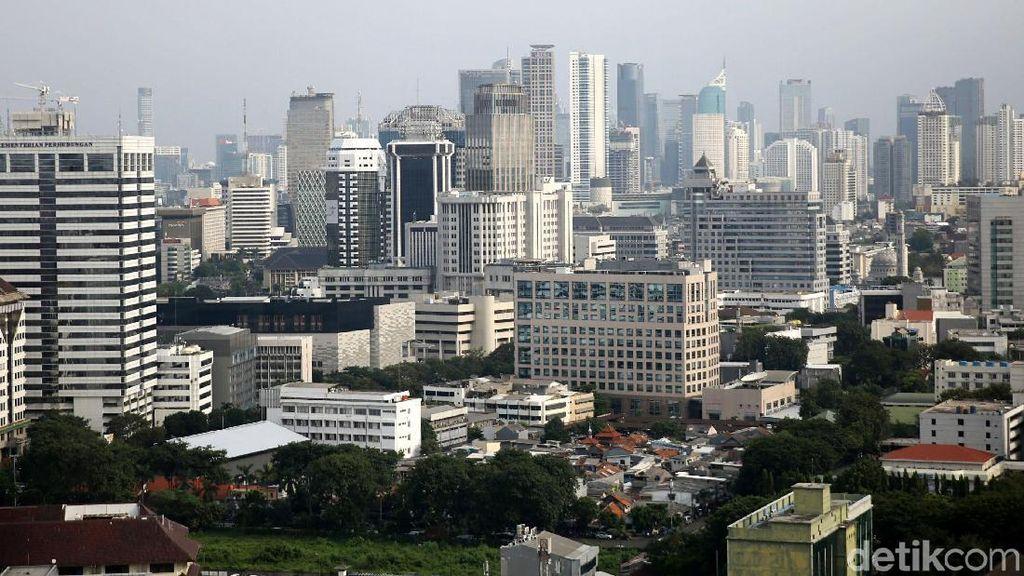 Indonesia Lampu Kuning Krisis Ekonomi