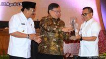 Banyuwangi Kembali Diganjar Penghargaan dari Menteri PPN