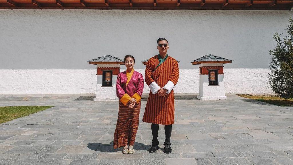 Mengenal Bhutan, Negara Bahagia yang Dikunjungi Nikita Willy
