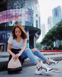 Pakai Dad Sneakers Louis Vuitton