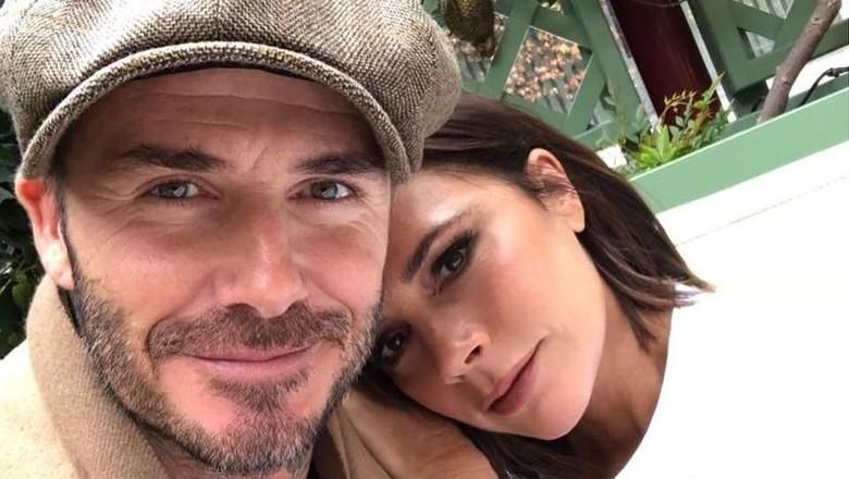 Tips Jaga Keharmonisan Rumah Tangga Ala David Beckham dan Victoria/Foto: Dok. Getty Images, Instagram Victoria Beckham