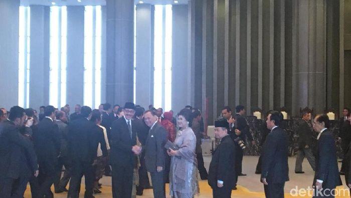 Pelantikan Deputi Gubernur BI/Foto: Sylke Febrina Laucereno/detikFinance