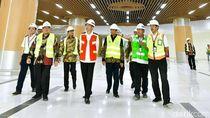 Bandara Kertajati Bakal Dongkrak ElektabilitasJokowi di Jabar