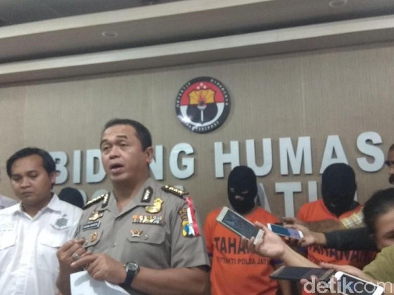Polisi Gulung Komplotan Pembobol Toko dan Rumah Antar Provinsi