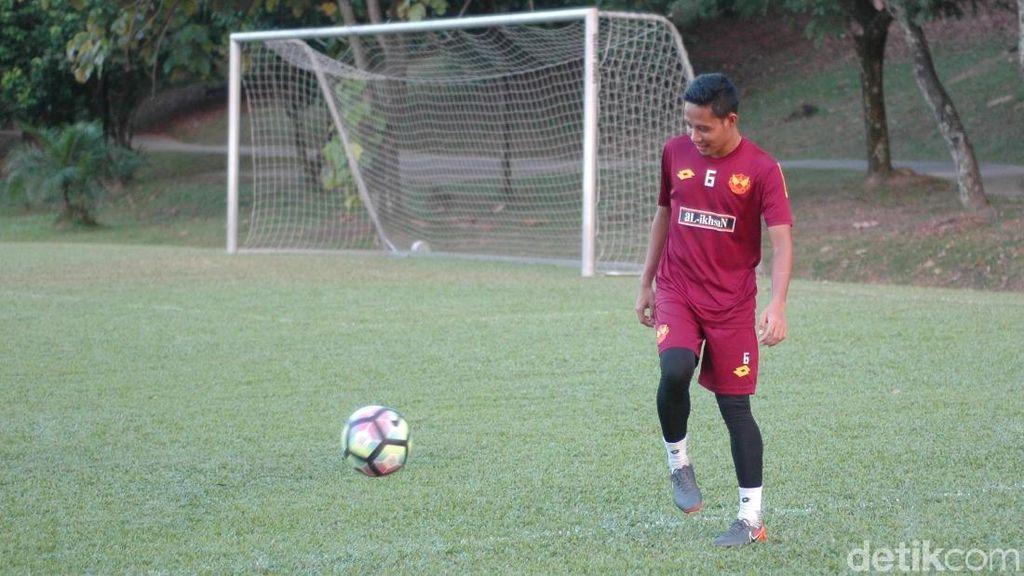Timnas U-23 Latihan Perdana, Sembilan Pemain Absen