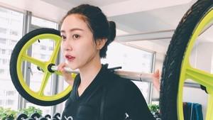 Potret Dosen Cantik dari China yang Dijuluki Dewi Gym