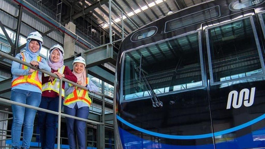 MRT Jakarta Siapkan Aplikasi untuk Bayar Segala Macam