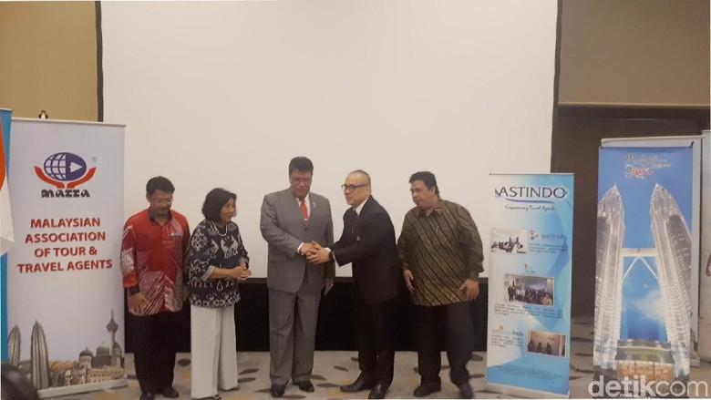 Foto: Suasana Malaysia Travel Road Show di Jakarta (Shinta/detikTravel) (Shinta/detikTravel)