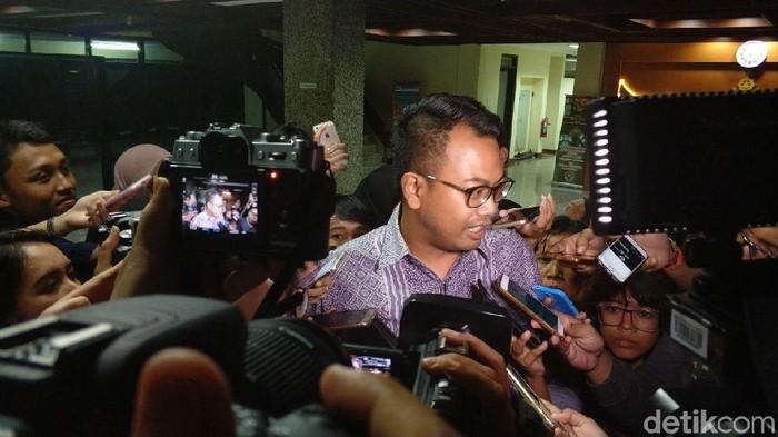 Foto: Perwakilan Facebook Indonesia, Ruben Hattari (Denita-detikcom)