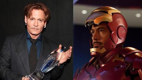 Selain Robert Downey Jr, Siapa yang Pantas Perankan Iron Man?