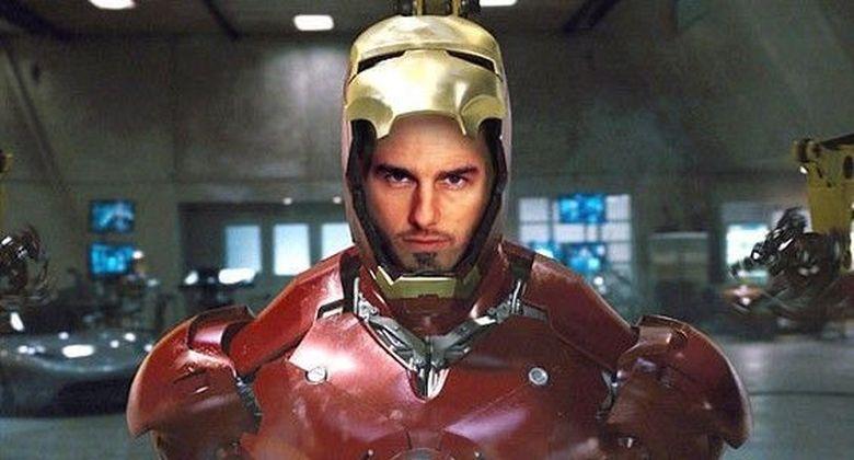 Tom Cruise ternyata pernah mendapatkan tawaran untuk menjadi Tony Starks/Iron Man. (Dok. Ist)