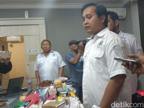 Pembobolan toko dan rumah di Jatim/