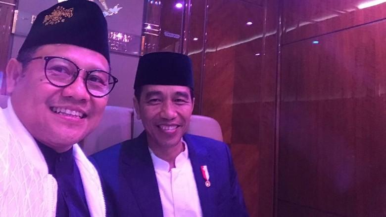 Cak Imin Bila Tak Jadi Cawapres Jokowi: Masuk Kamar, Frustrasi, Tidur