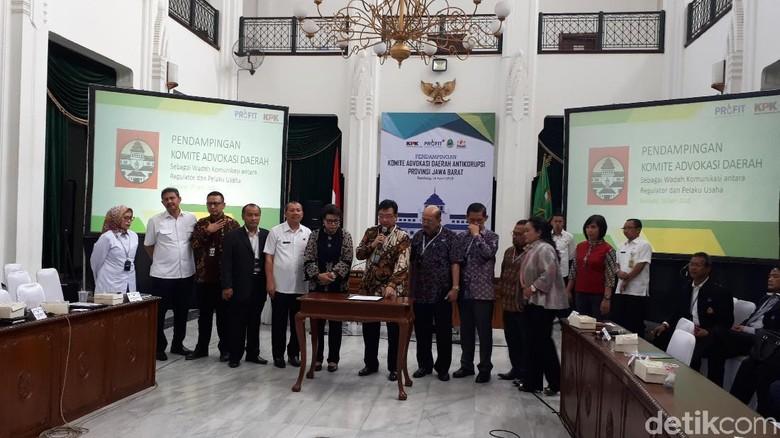 Jawa Barat Provinsi Terbanyak yang Kepala Daerahnya Dicokok KPK