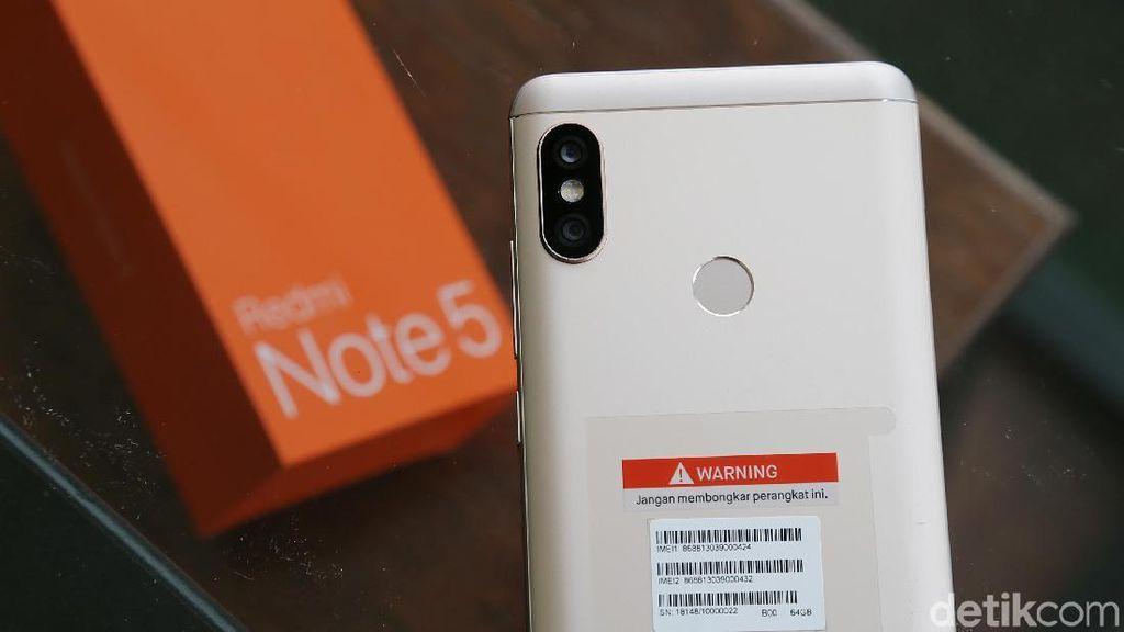 Menguji Kemampuan Kamera Redmi Note 5 di Malam Hari