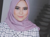 Hijab Anti Bakteri. Foto: Instagram/RestuAnggraini