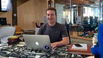 Duit Zuckerberg Berkurang Rp 271 Triliun Dalam Sehari