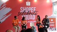 Shopee Jadi Lapak Jualan Para Selebriti