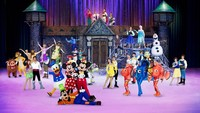 Disney on Ice kembali lagi. Ada 50 karakter Disney yang dihadirkan di gelarannya bertajuk Celebrates Everyones Story mulai 18-22 April di ICE BSD City. (Foto: DME Asia)