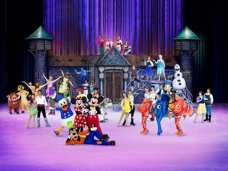 Foto: Disney on Ice (DME Asia)