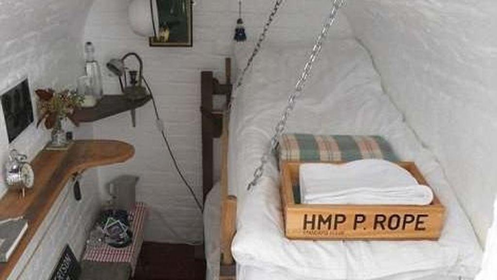 Foto: Hotel Mungil Serasa Penjara