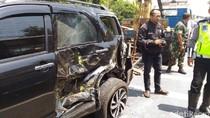 Rem Blong, Truk Angkut Batubara Tabrak 3 Mobil di Boyolali