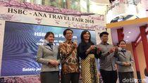 Keuntungan Jika Beli Tiket Murah di HSBC-ANA Travel Fair